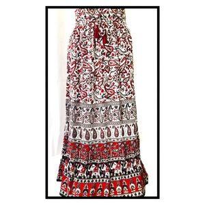 Raga Maxi Skirt